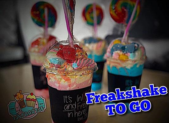Het ijstaartje Freakshake